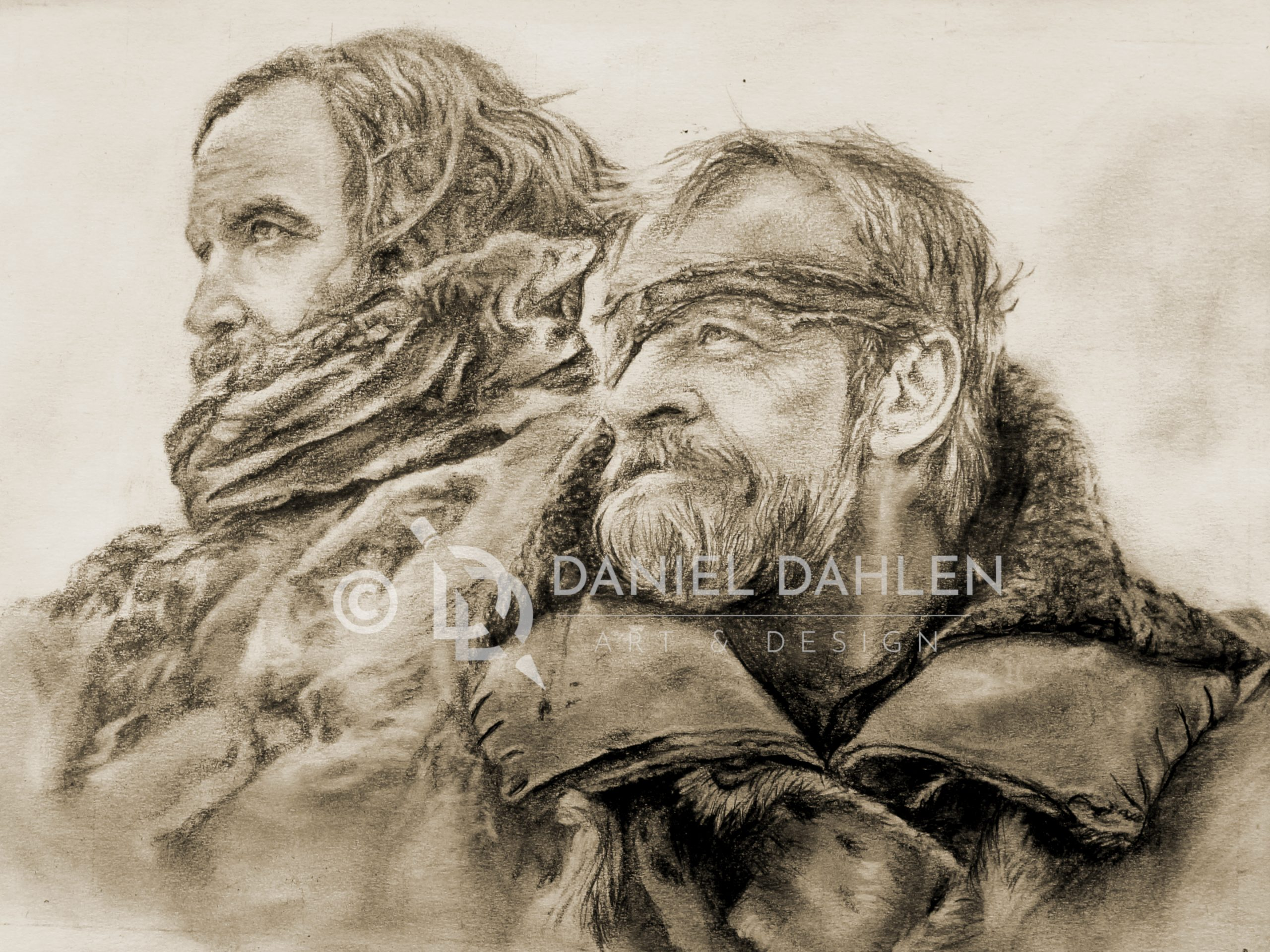 """The Hound & The Lightning Lord"""
